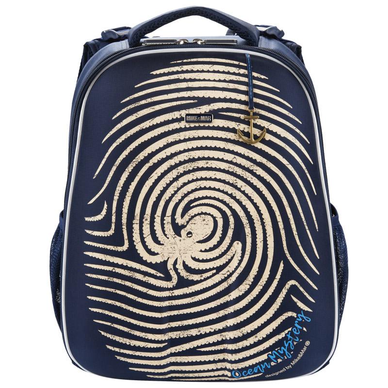 Рюкзак школьный mike mar 1008 123 Спрут Осьминог, - фото 2