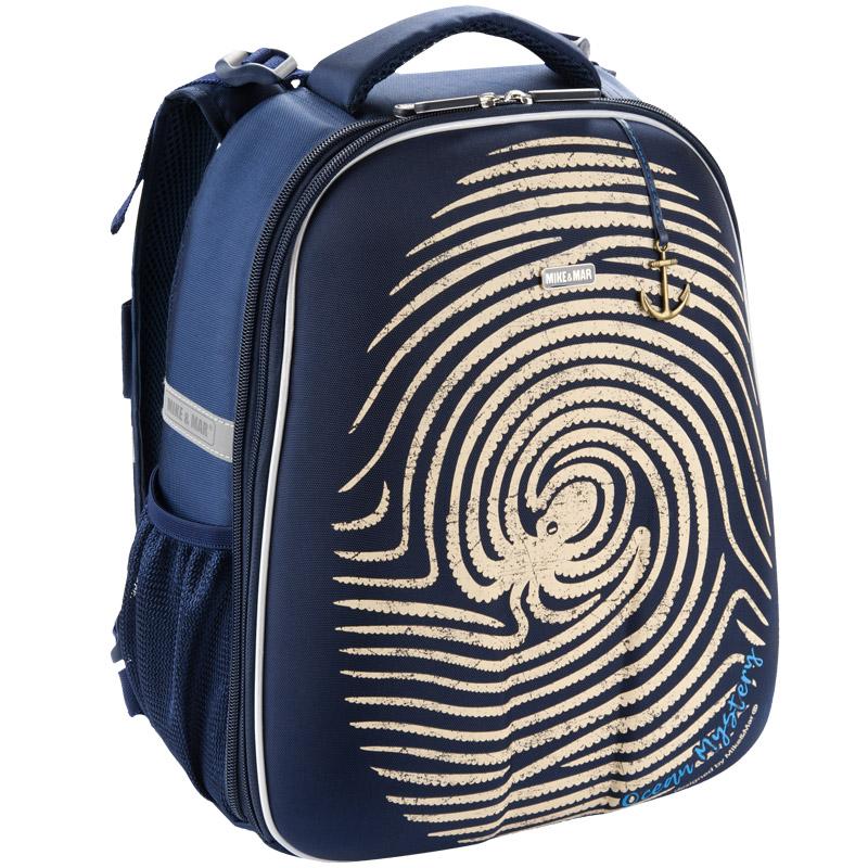 Рюкзак школьный mike mar 1008 123 Спрут Осьминог, - фото 1
