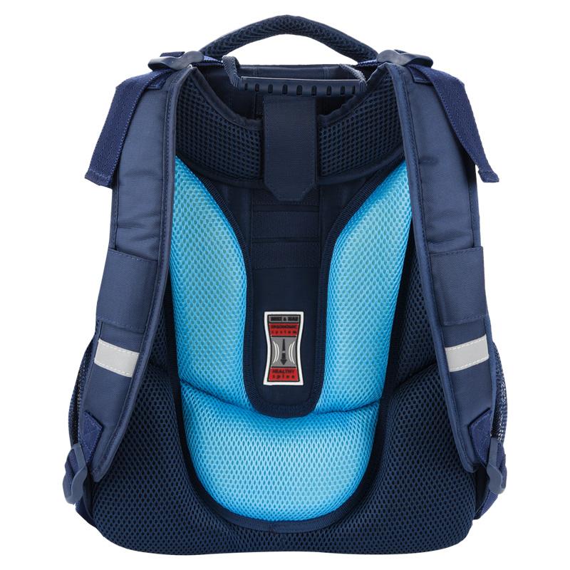 Рюкзак школьный mike mar 1008 123 Спрут Осьминог, - фото 3