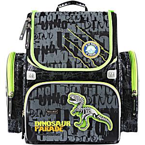 Ранец Mike Mar Динозавр 1074-ММ-150 + мешок для обуви