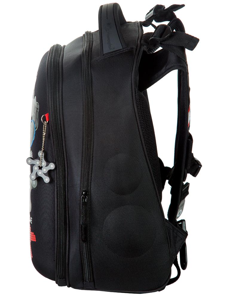 Школьный ранец Hummingbird Teens T90 BMX + мешок в подарок, - фото 3