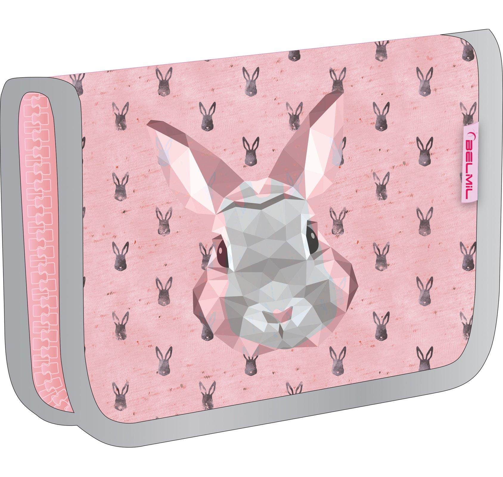 Пенал Belmil Кролик 335 72 Bunny, - фото 1