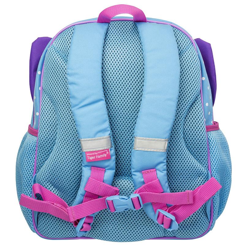 Детский рюкзак для девочки JUMBO COMPACT MINI бабочка, - фото 5