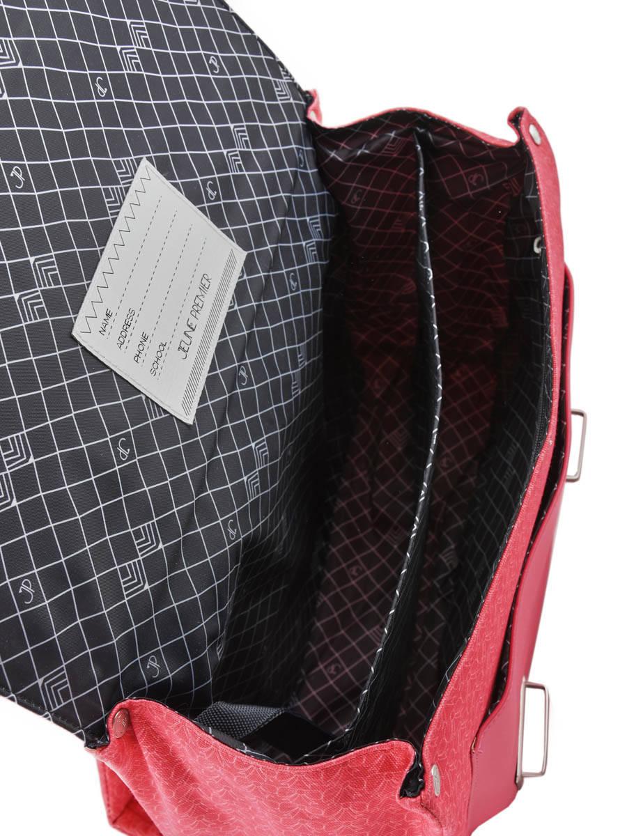 Школьный портфель для девочки Jeune Premier BOW Бант Midi, - фото 8