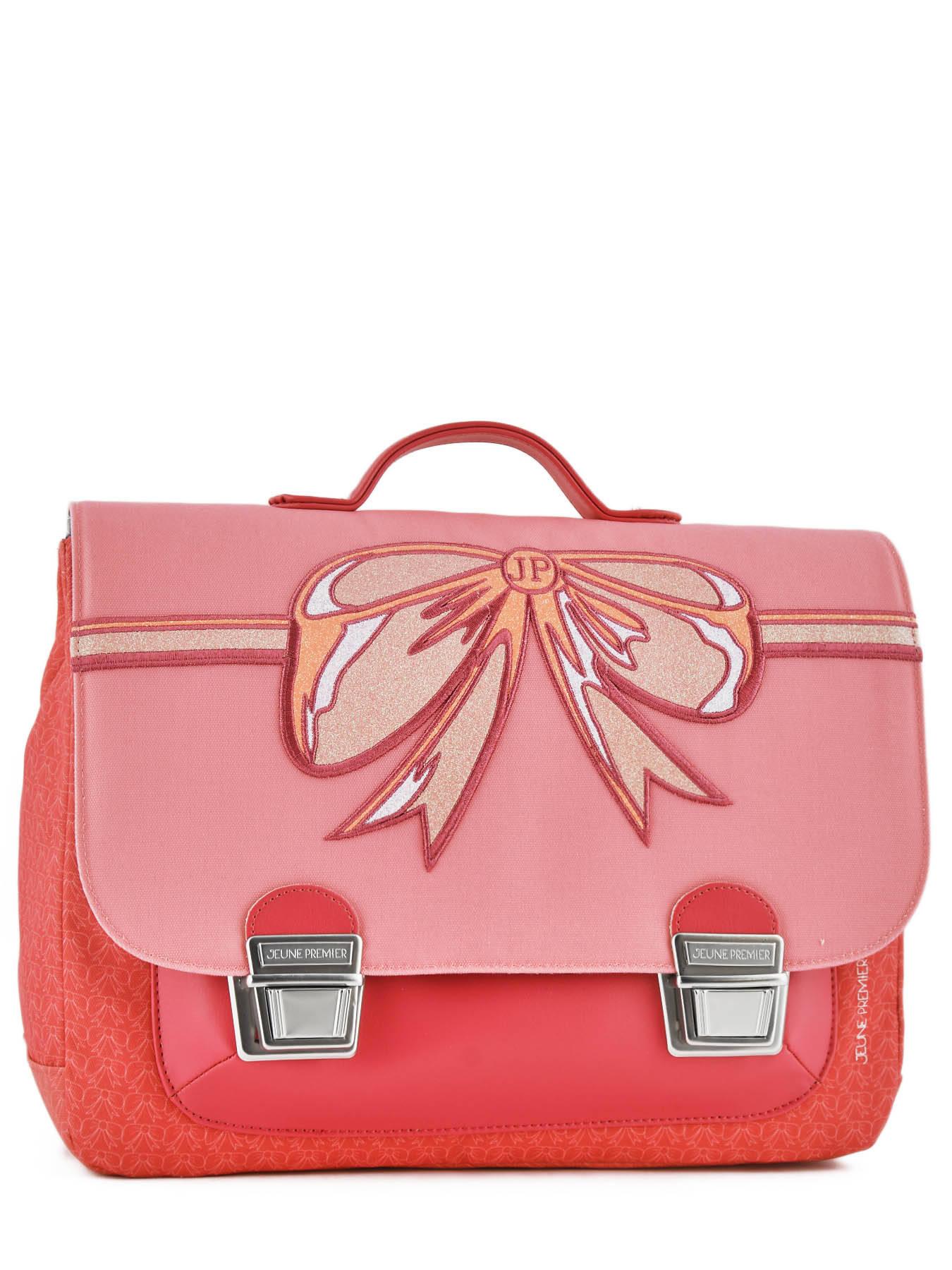 Школьный портфель для девочки Jeune Premier BOW Бант Midi, - фото 2