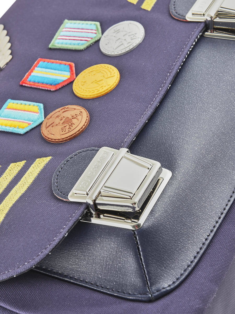 Школьный портфель для мальчика Jeune Premier Captain Midi Капитан, - фото 4