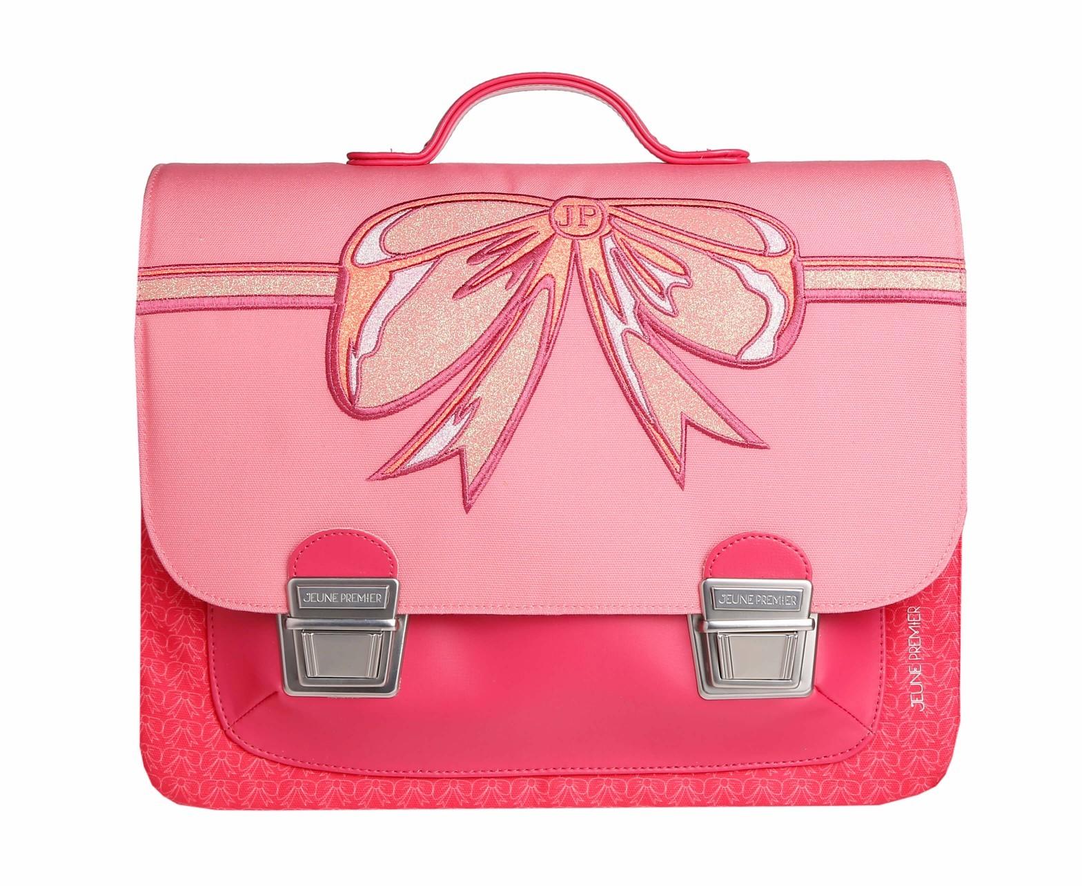 Школьный портфель для девочки Jeune Premier BOW Бант Midi, - фото 1