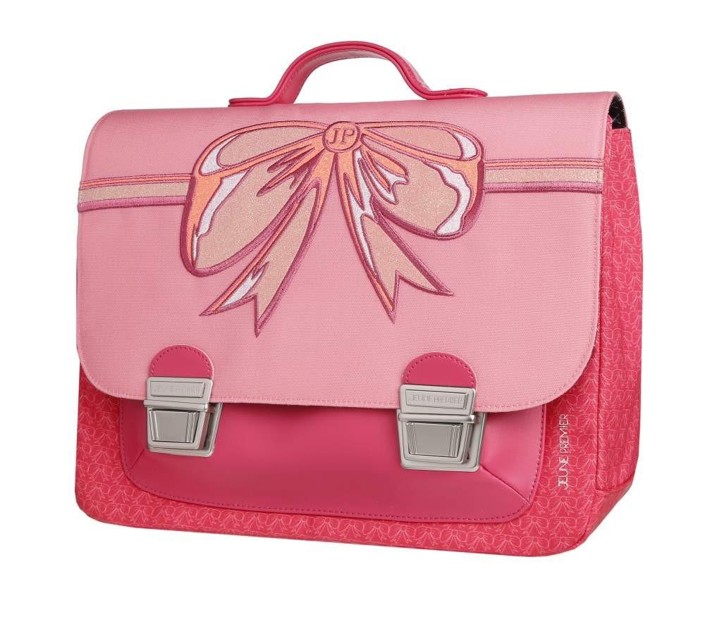 Школьный портфель для девочки Jeune Premier BOW Бант Midi, - фото 3