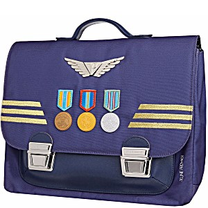 Школьный портфель для мальчика Jeune Premier Captain Midi Капитан