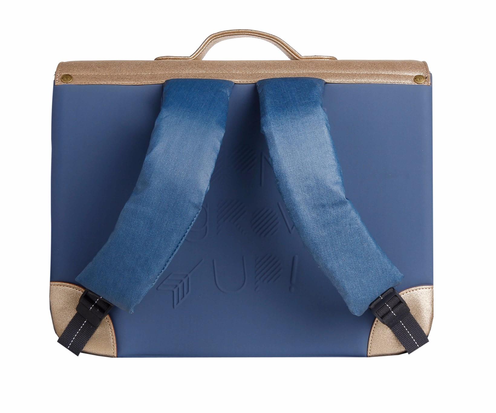 Школьный портфель для девочки Jeune Premier GOLDFUN Золото Maxi, - фото 5