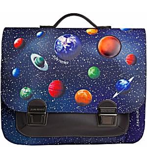 Школьный портфель для мальчика Jeune Premier SPACE Космос Maxi