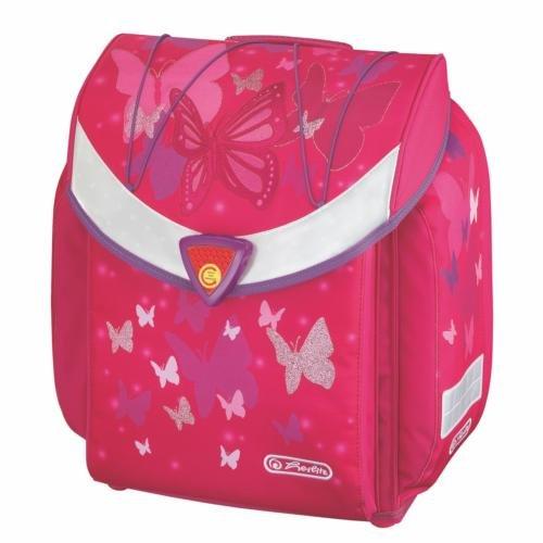 Ранец Midi Plus Butterfly без наполнения Бабочка, - фото 1