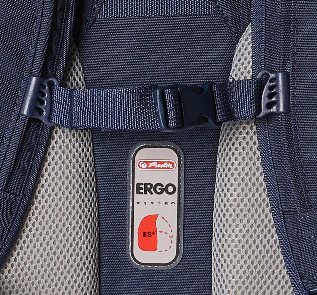 Рюкзак школьный Herlitz Be Bag Airgo Бабочки, - фото 4