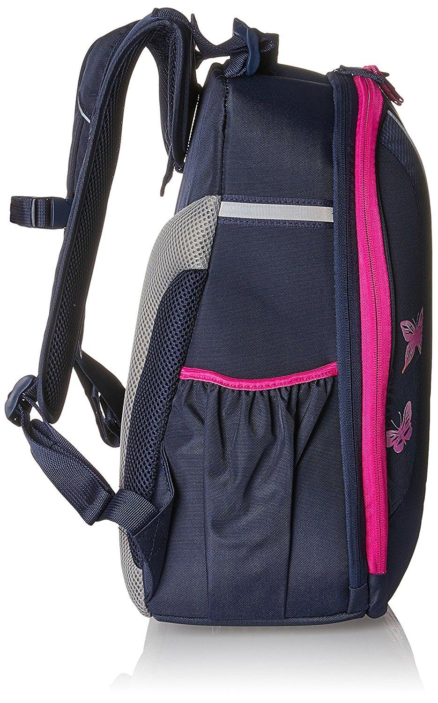 Рюкзак школьный Herlitz Be Bag Airgo Бабочки, - фото 2