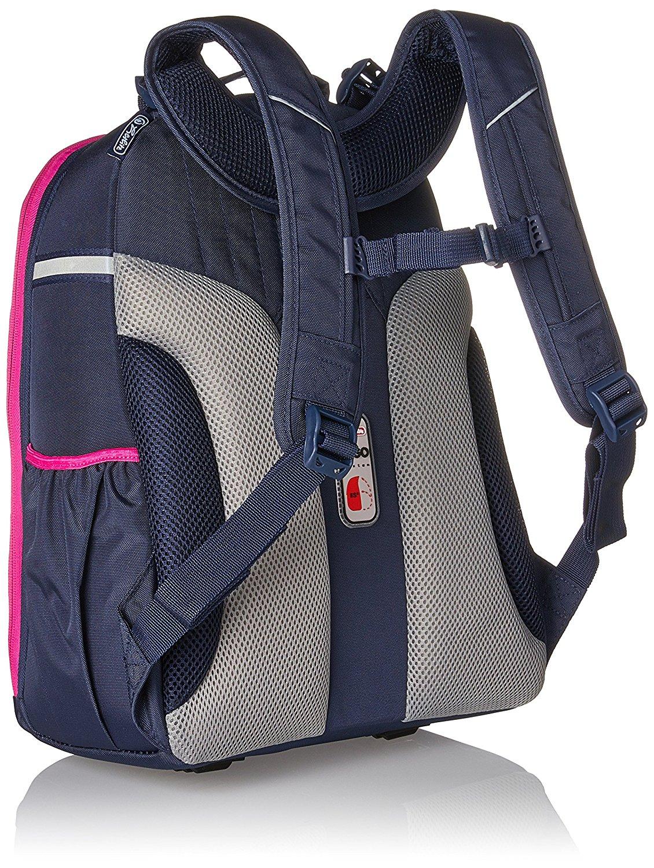 Рюкзак школьный Herlitz Be Bag Airgo Бабочки, - фото 3