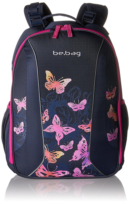 Рюкзак школьный Herlitz Be Bag Airgo Бабочки, - фото 1