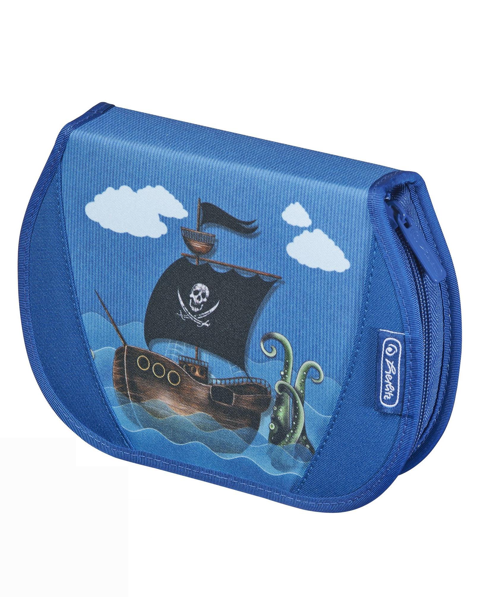 Школьный ранец Herlitz Flexi Plus PIRATE с наполнением Пират, - фото 18
