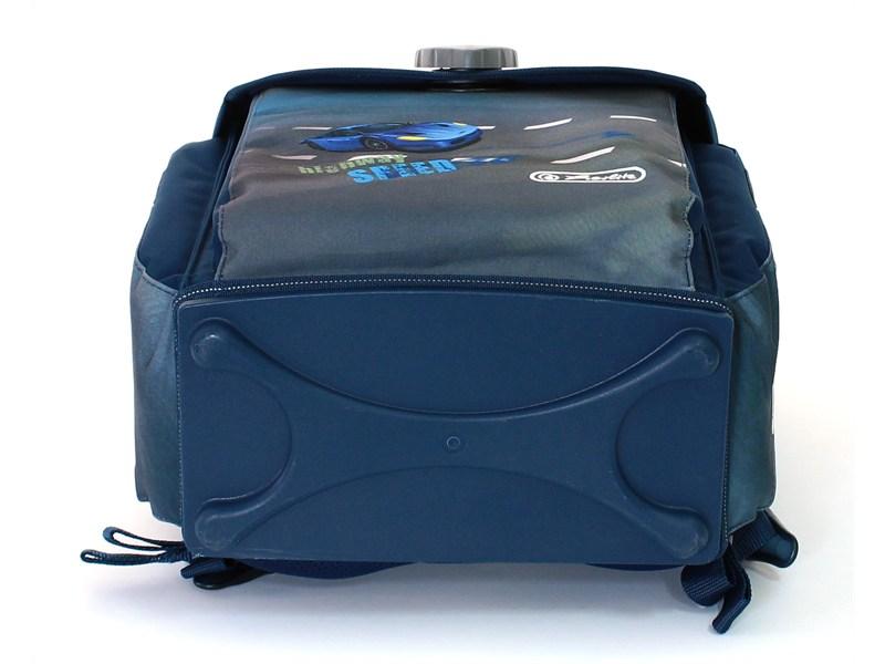 Школьный ранец Herlitz Flexi Plus SPEED без наполнения Скорость, - фото 9