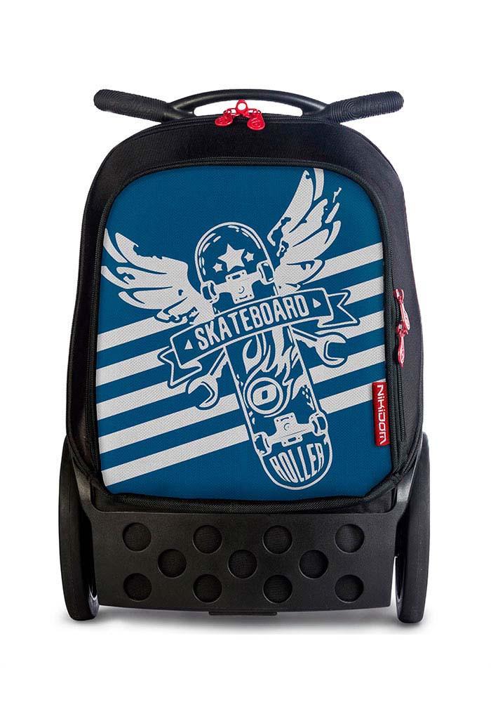 Рюкзак на колесах Nikidom SKATE Испания арт. 9018 (19 литров), - фото 1